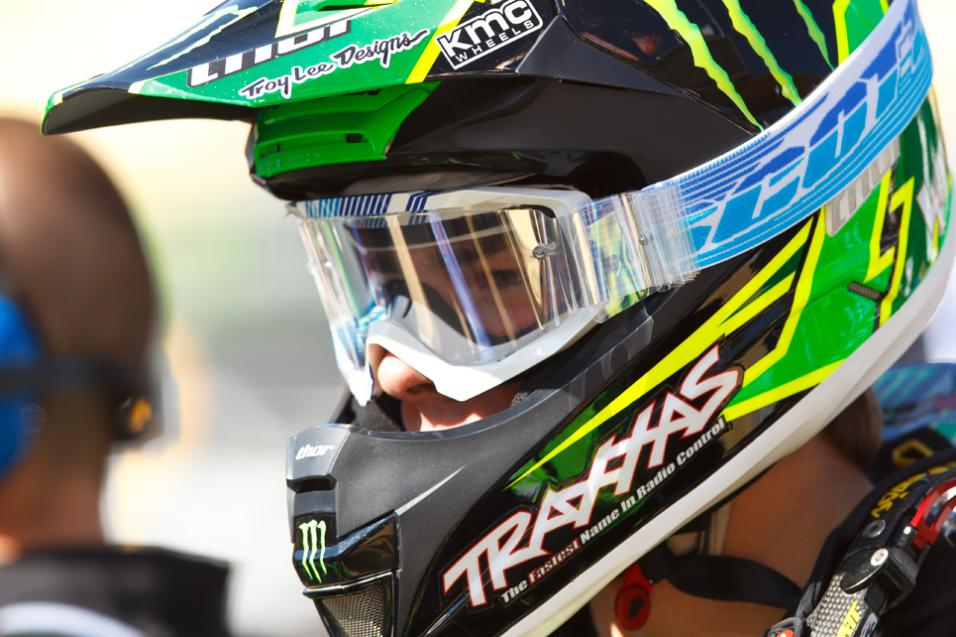Going for the W: Broc Tickle