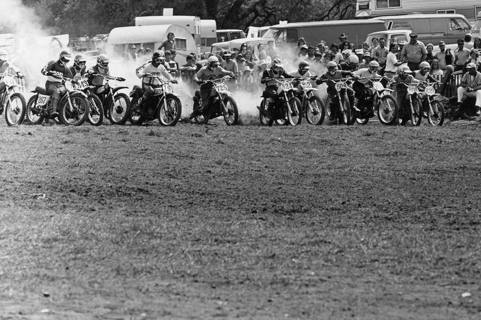 <strong>40 Day Countdown</strong> To AMA Motocross Opener: 1974