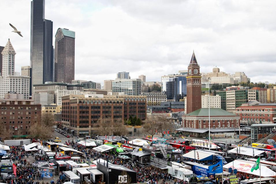 The BTOSports.com  Racer X Podcast: Seattle