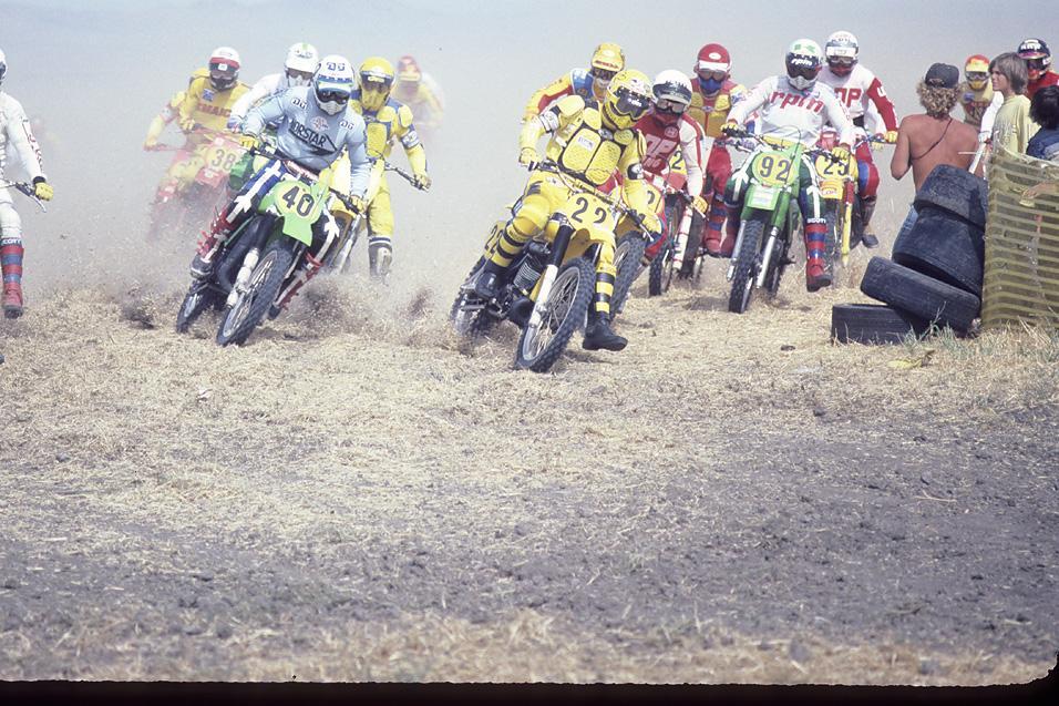 40 Day Countdown To Ama Motocross Opener 1980 Racer X Online