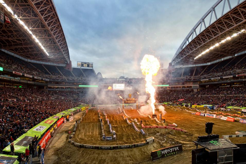 Racer X ReduX: Seattle