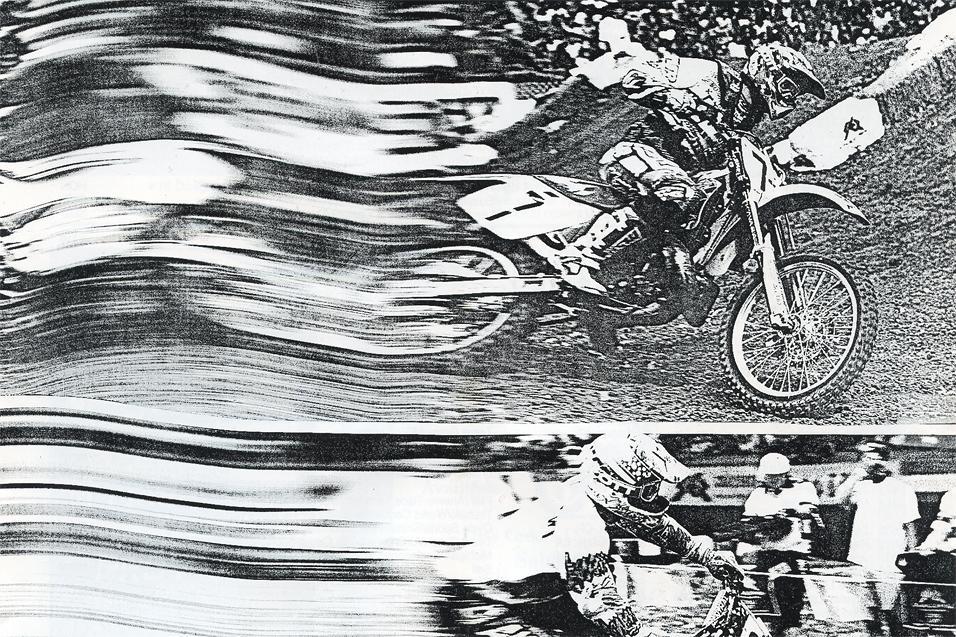 This Week in Kawasaki   SX History: 1994
