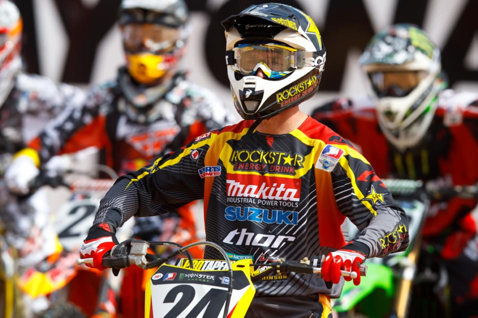 Racer X Injury Report