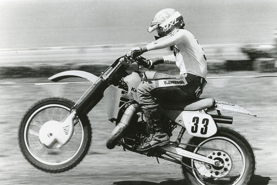 40 Day Countdown To AMA Motocross Opener: 1983