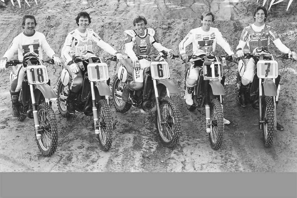<strong>40 Day Countdown</strong> To AMA Motocross Opener: 1984