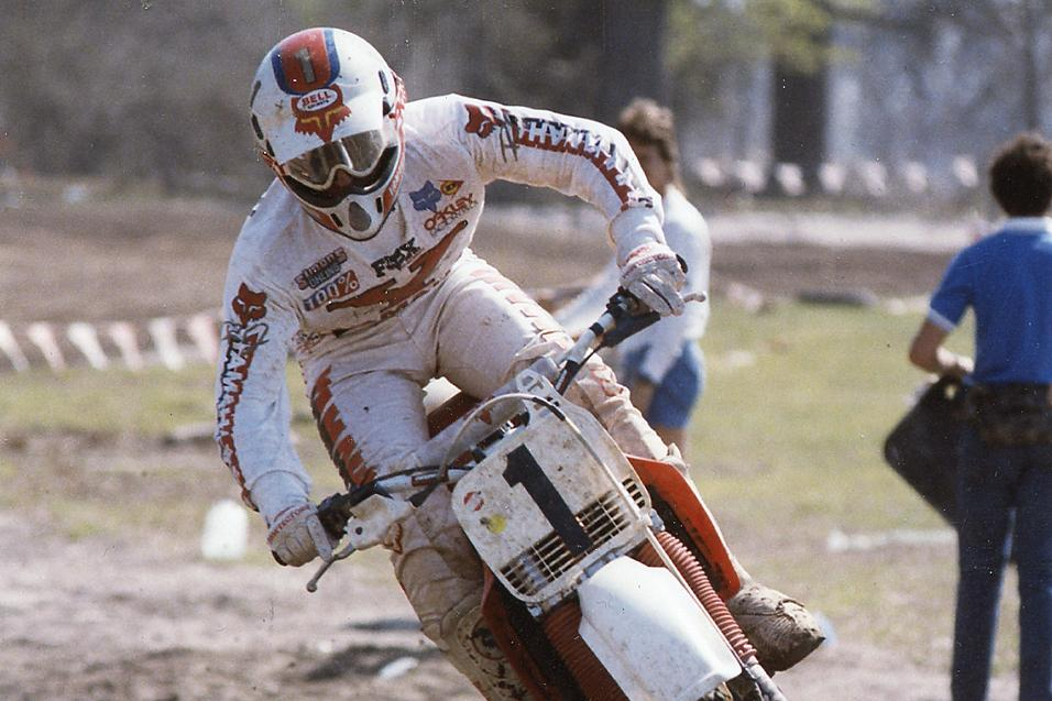 40 Day Countdown To AMA Motocross Opener: 1985