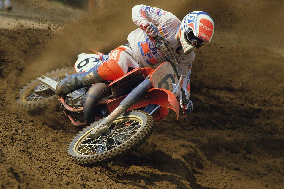 <strong>40 Day Countdown</strong> To AMA Motocross Opener: 1986