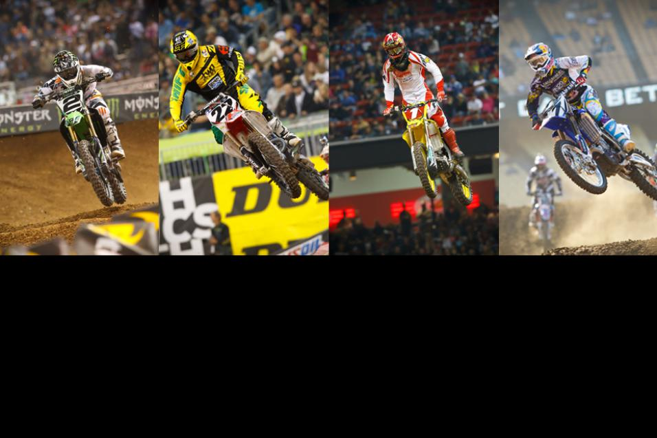 Racer X<br /> Breakdown: Supercross Class
