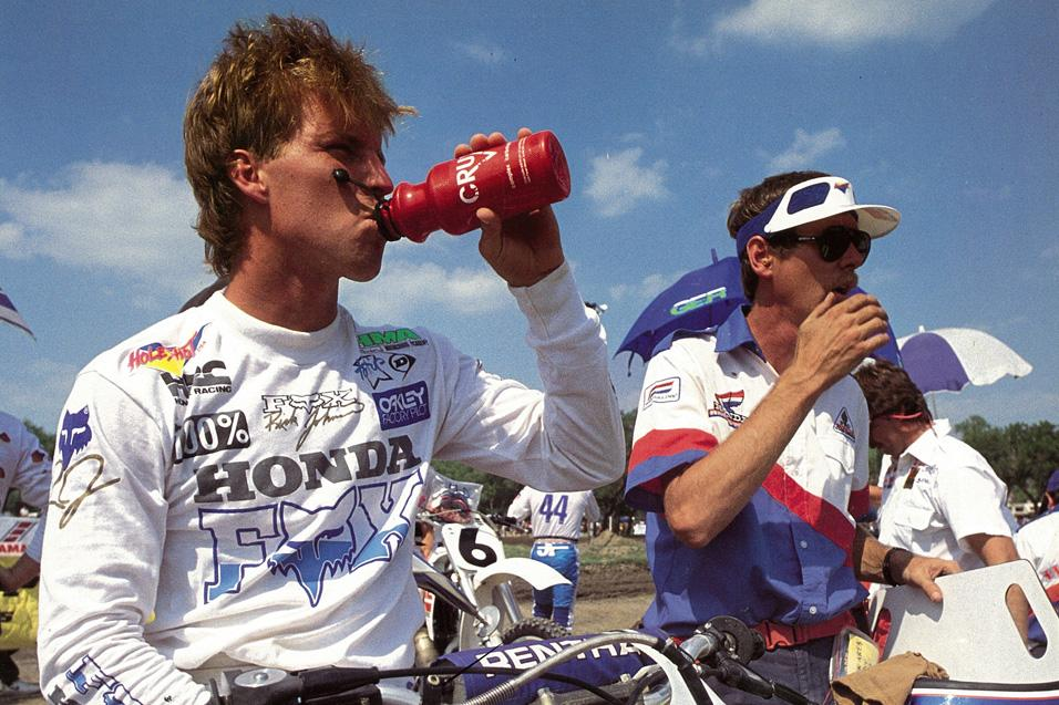 <strong>40 Day Countdown</strong> To AMA Motocross Opener: 1988