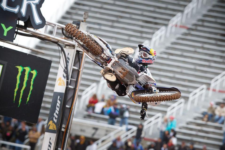 Salt Lake City SX <strong>Practice Report</strong>