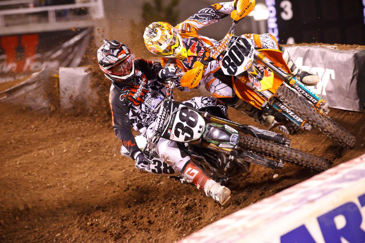 Chris Blose and Mike Alessi
