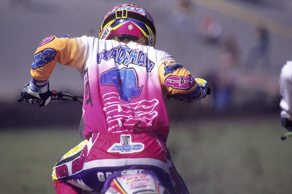 40 Day Countdown To AMA Motocross Opener: 1992