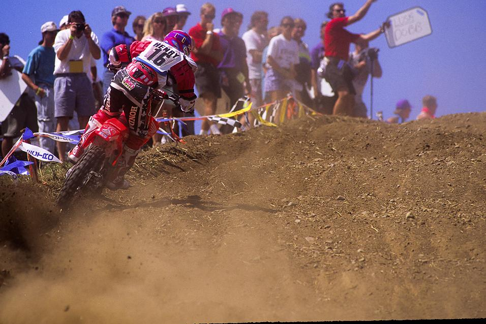 40 Day Countdown To AMA Motocross Opener: 1993