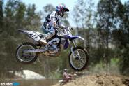 First Look:   Pourcel on MotoConcepts Yamaha