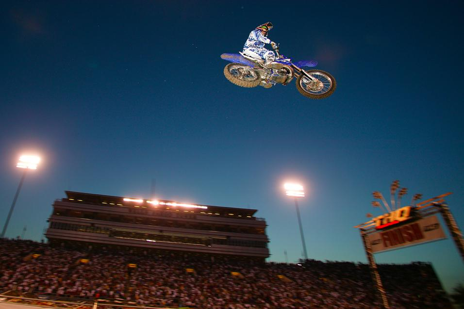 The List:   Best Supercross   Title Finishes