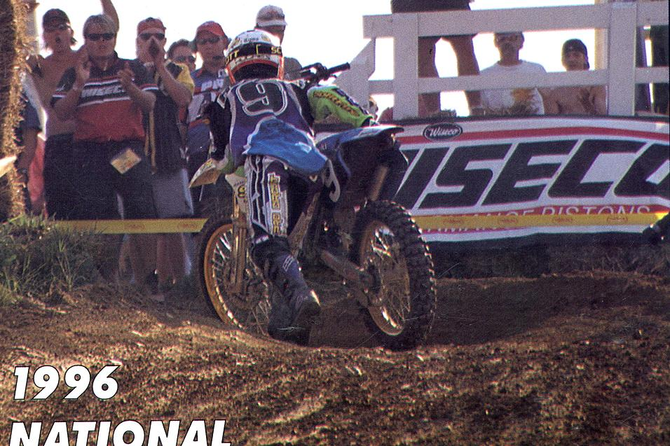 <strong>40 Day Countdown</strong> To AMA Motocross Opener: 1996