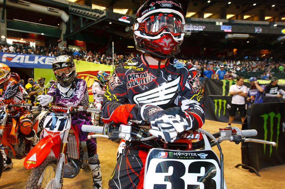 Racer X<br />  <strong>Injury Report:</strong> Las Vegas