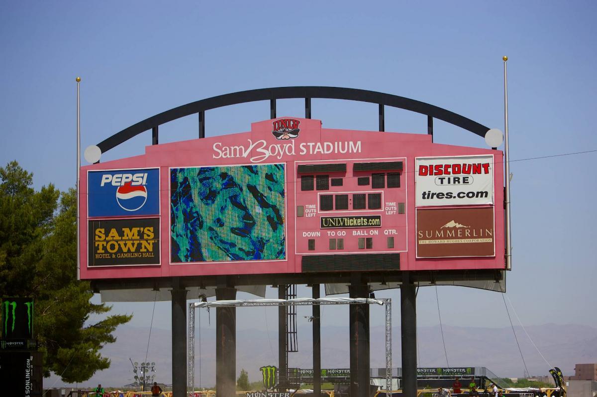 Sam Boyd Stadium