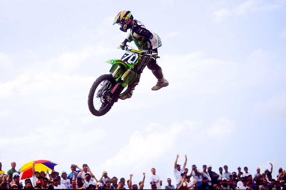 40 Day Countdown To AMA Motocross Opener: 1997
