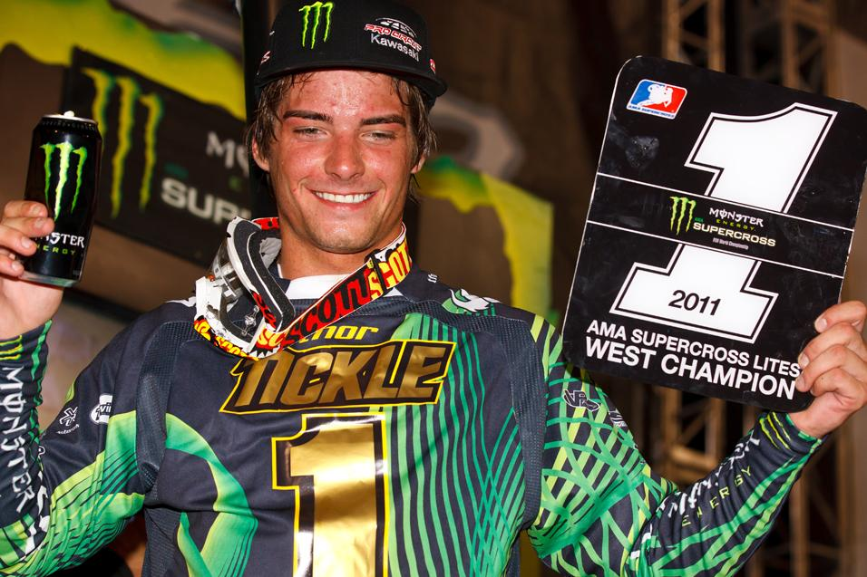 <strong>Monday Conversation:</strong><br /> Broc Tickle