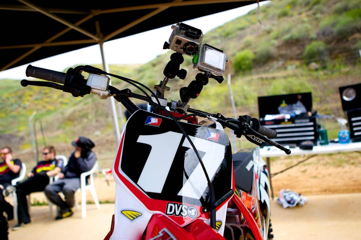 More cool mounts for the GoPro's