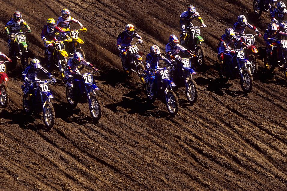 <strong>40 Day Countdown</strong> To AMA Motocross Opener: 2001