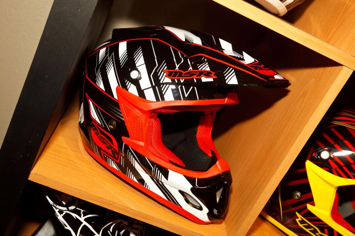 MSR Legacy helmet