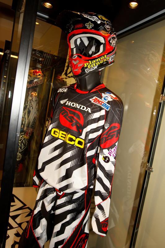 MSR Legacy gear