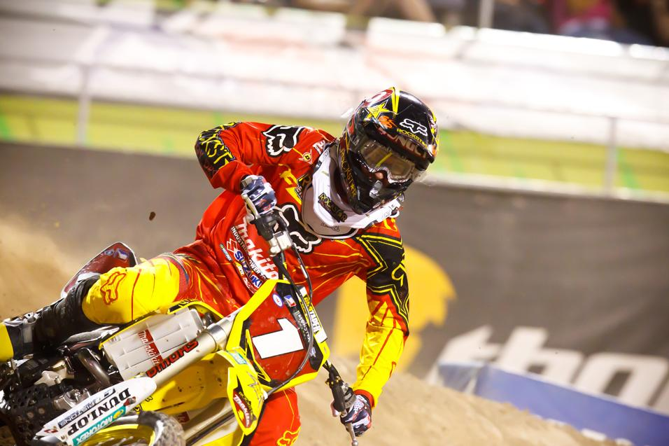 <strong>Going for the W:</strong> Ryan Dungey