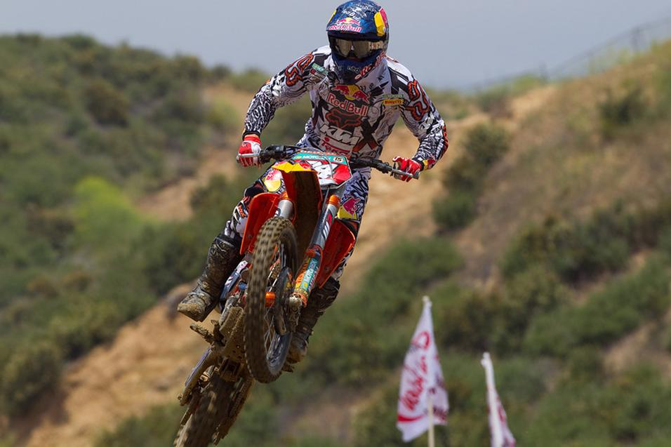 <strong>Monday Conversation:</strong><br />  Ken Roczen