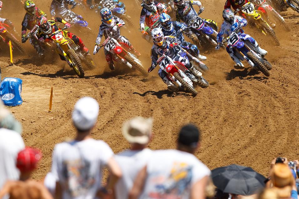2011 Lucas Oil AMA<br />  Pro Motocross TV Information