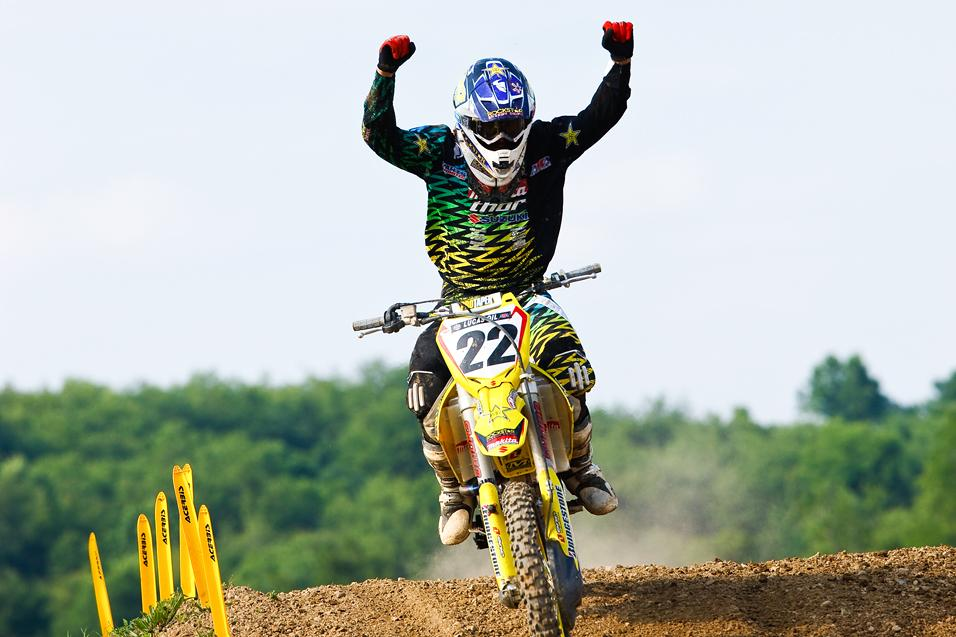40 Day Countdown To AMA Motocross Opener: 2009