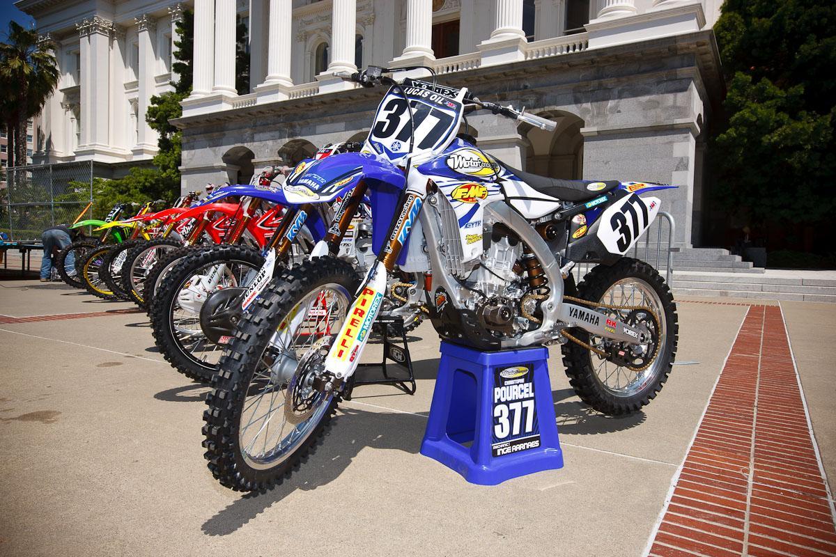 Pourcel's Moto Concepts Yamaha