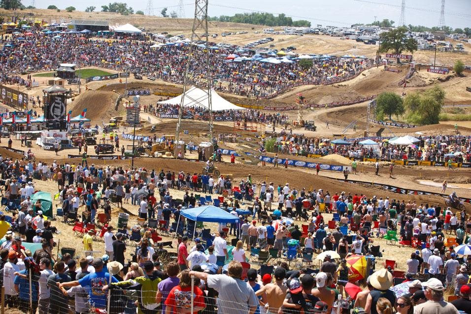 Racer X Notebook:  Hangtown