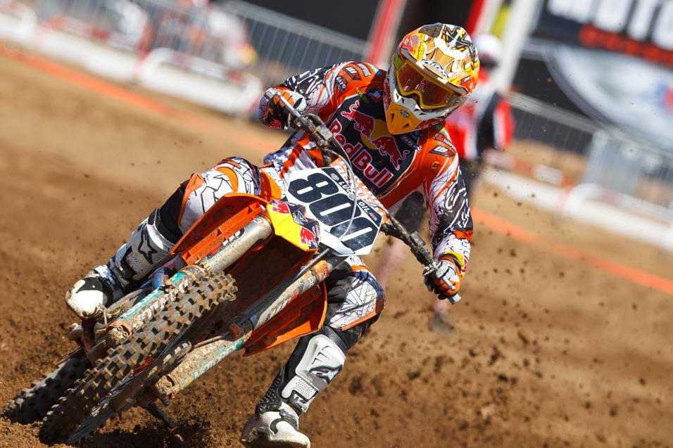 Racer X  Injury Report: Freestone