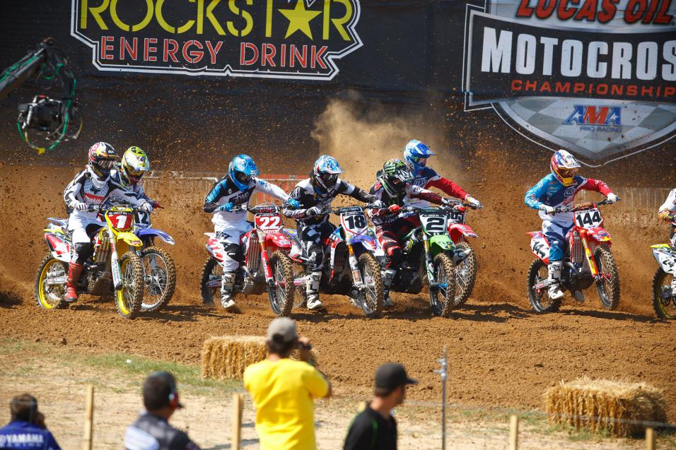 Racer X<br /> <strong>Race Report:</strong> Freestone MX