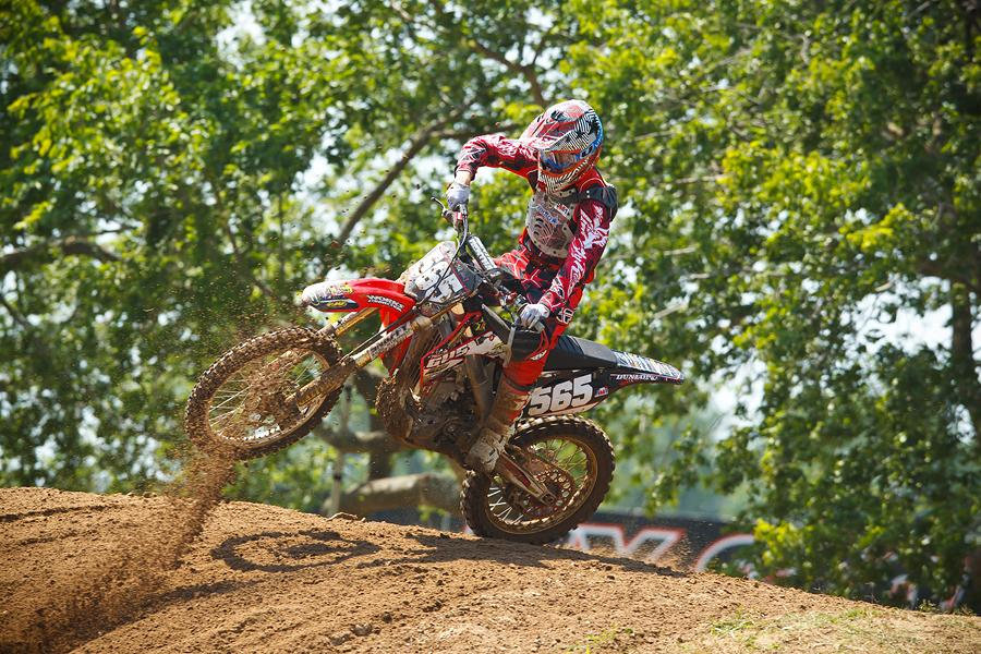 Preston Mull / 250 / Fly Racing, Vertex, Utopia, FMF, EVS, Motostar Clothing