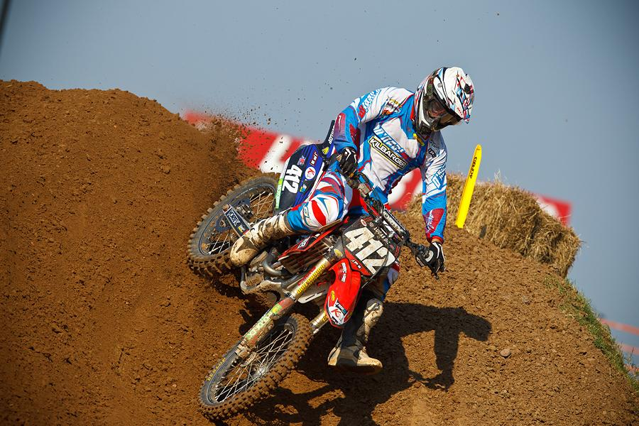 Levi Kilbarger / 250 / Kilbarger Racing, FMF, O'Neal, Franklin Equipment, JP3, Von Zipper