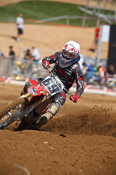 Heath Harrison / 450 / 32nd O/A / MSR, Smith Optics, Roost MX, Wiseco