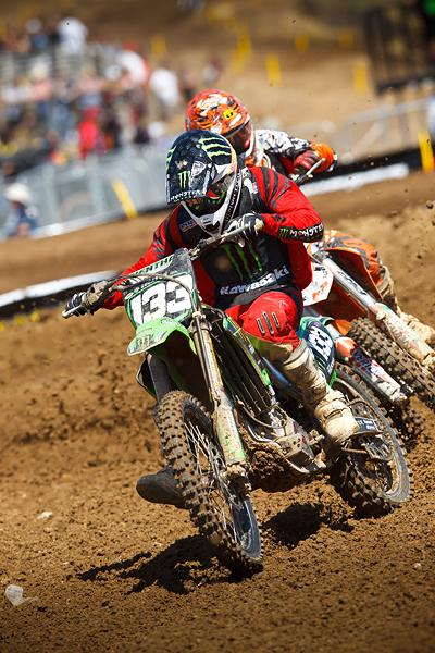 Myles Tedder / 250 / Monster Energy, Kawasaki, Pro Circuit, Thor, Parts Unlimited, Scott USA, CTi2