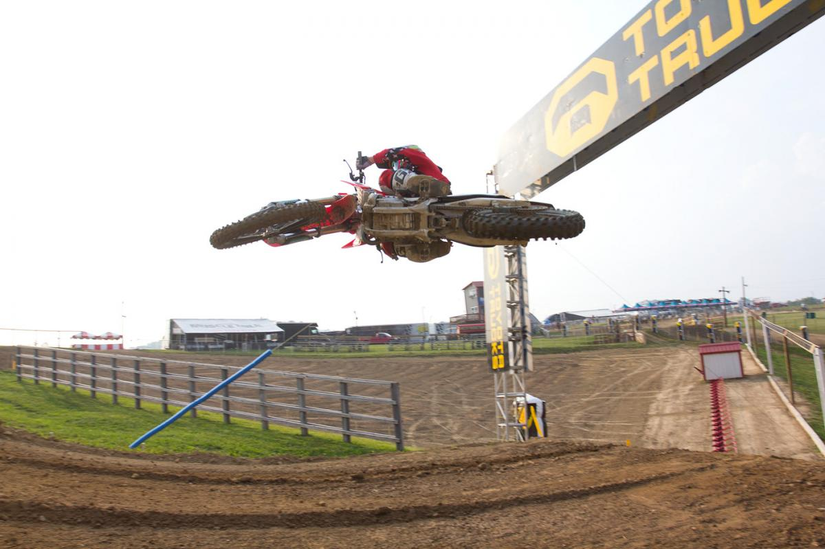 Alex Martin gets it sideways.