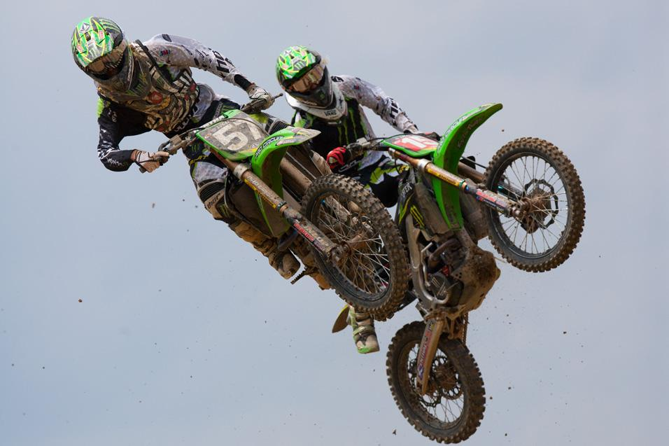 250 Moto 1 Report: High Point