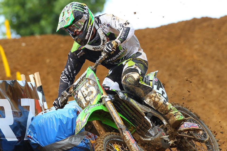 250 Moto 1 Report: Budds Creek
