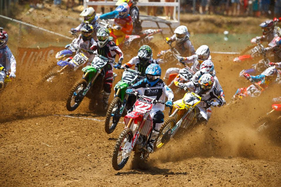 Racer X<br /> <strong>Race Report:</strong><br /> Budds Creek