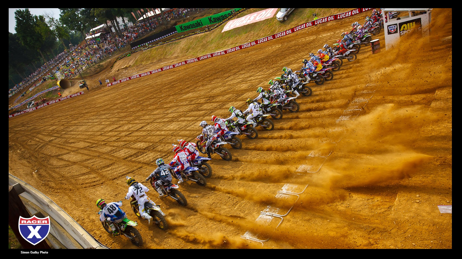 Budds Creek Wallpapers Motocross Racer X Online