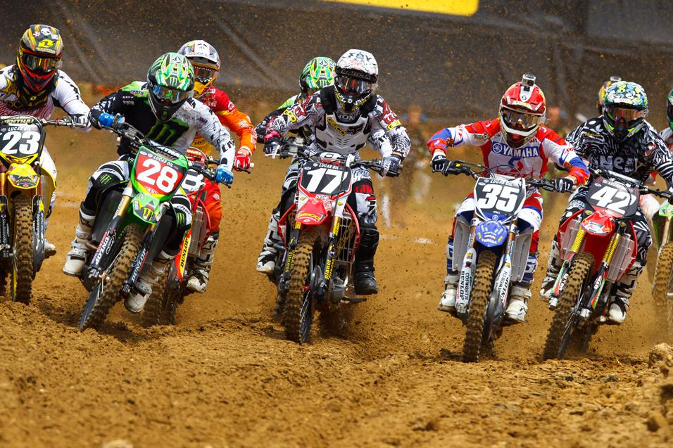 Sign Of The<br /> <strong>Lap Times:</strong> Budds Creek