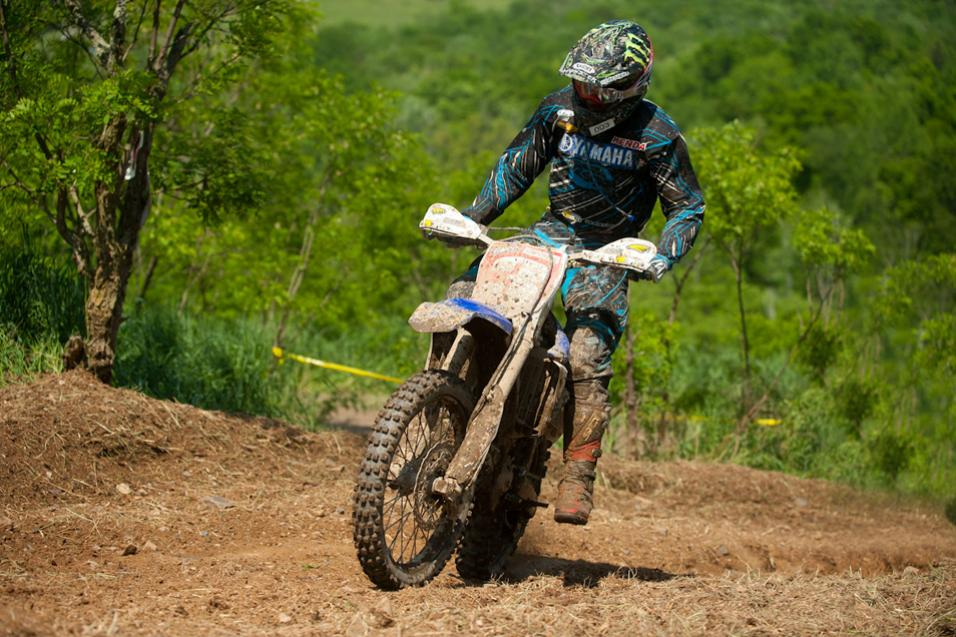 Between the Motos:  Randy Hawkins