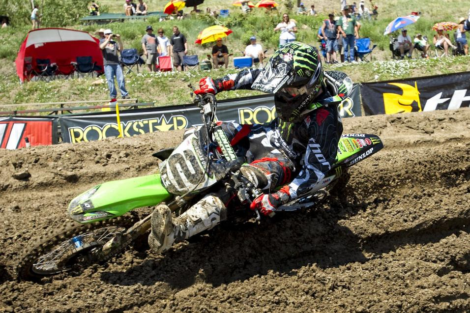 450 Moto 1 Report: Thunder Valley