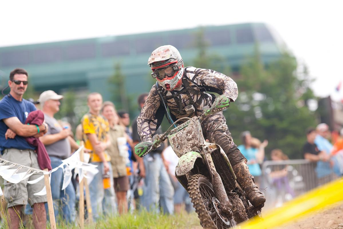 GNCC Racing at Snowshoe.
