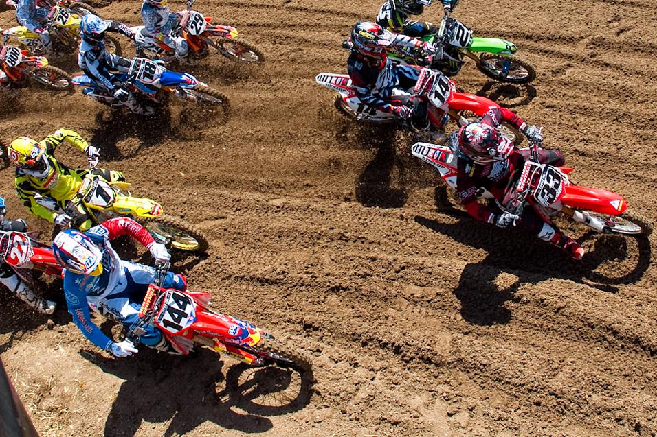 The BTOSports.com   Racer X Podcast:  Thunder Valley